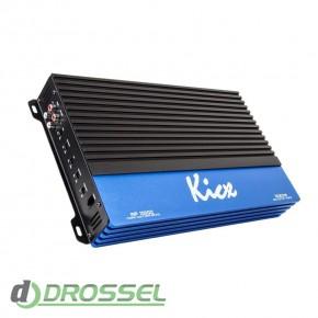 Одноканальный усилитель Kicx AP 1000D