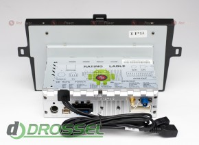 Штатная магнитола RedPower 31063 IPS для Toyota Corolla_3
