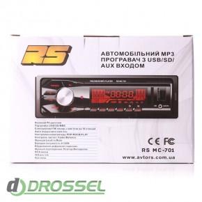Автомагнитола RS MC-701_7