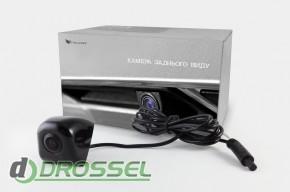 Камера заднего вида (накладная) Falcon RC70HCCD универсальная (у