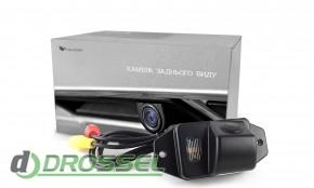 Камера заднего вида Falcon SC01CCD-170 для Toyota Prado 120_6