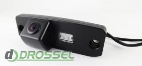 Камера заднего вида Falcon SC07CCD-170 для Hyundai Elantra, Sona