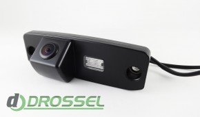 Камера заднего вида Falcon SC07HCCD-170 для Hyundai Elantra, Son