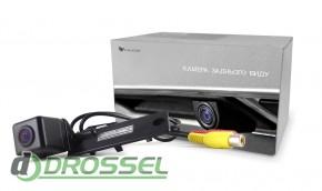 Камера заднего вида Falcon SC09HCCD-170 для VW Passat, Touran, M