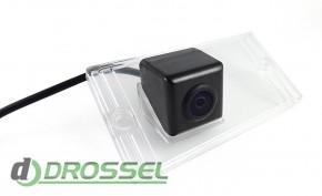 Камера заднего вида Falcon SC102HCCD-170 для Kia Cerato (2012 -)