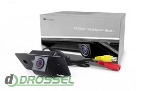Камера заднего вида Falcon SC10HCCD-170 для VW Touareg, Polo 3,