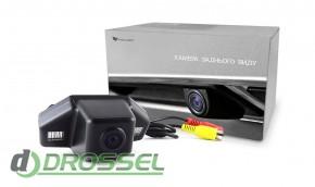 Камера заднего вида Falcon SC13CCD-170 для Honda CR-V_6