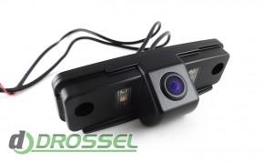 Камера заднего вида Falcon SC16CCD-170 для Subaru Forester, Toyo