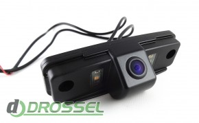Камера заднего вида Falcon SC16HCCD-170 для Subaru Forester, Toy