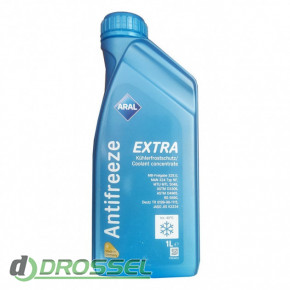 Антифриз Aral Antifreeze Extra G11