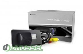 Камера заднего вида Falcon SC20CCD-170 для BMW X5, X6_8