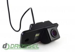 Камера заднего вида Falcon SC21CCD-170 для Audi A4, A6, S5, Q7_2