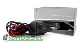 Камера заднего вида Falcon SC21CCD-170 для Audi A4, A6, S5, Q7_7