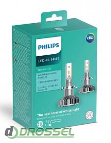 Ultinon LED-HL 11972ULWX2 (H7) Комплект светодиодов_1