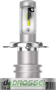 Ultinon LED-HL 11342ULWX2 (H4) светодиоды_2