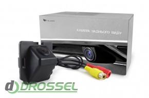 Камера заднего вида Falcon SC26HCCD-170 для Mitsubishi Outlander