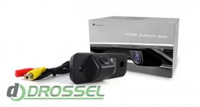 Камера заднего вида Falcon SC35HCCD-170 для Hyundai Santa Fe New