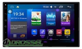 SB-6170 Автомагнитола на Android 6.0.1
