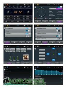 SB-6170 Автомагнитола на Android 6.0.1 2