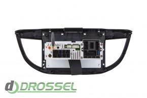 Штатная магнитола EasyGo A435 для Honda CRV_4
