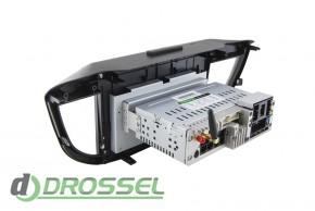 Штатная магнитола EasyGo A435 для Honda CRV_5