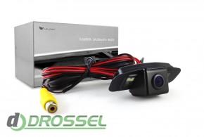 Камера заднего вида Falcon SC39HCCD-170 для Honda Accord Europe