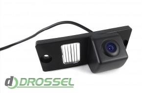 Камера заднего вида Falcon SC42HCCD-170 для Kia Sportage R (улуч