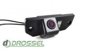 Камера заднего вида Falcon SC47HCCD-170 для Ford Focus 2, 3 (улу