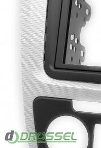 Переходная рамка Carav 11-692 для Skoda Octavia 2008-2013, 2 DIN