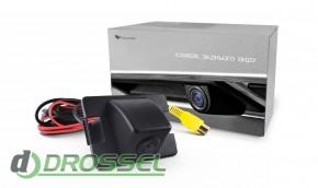 Камера заднего вида Falcon SC48HCCD-170 для Mitsubishi Galant (у