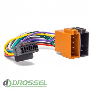 15-106 ISO Разъем для магнитолы Pioneer