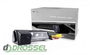 Камера заднего вида Falcon SC49HCCD-170 для Mitsubishi Grandis (