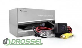 Камера заднего вида Falcon SC52HCCD-170 для Volvo S40, S80, S40L