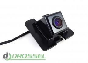 Камера заднего вида Falcon SC54HCCD-170 для Mercedes S-Class (ул