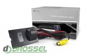 Камера заднего вида Falcon SC56HCCD-170 для Land Rover Freelande