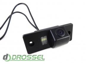 Камера заднего вида Falcon SC57HCCD-170 для Porsche Cayenne (улу