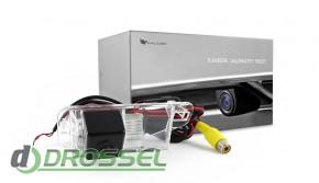 Камера заднего вида Falcon SC58HCCD-170 для Lexus ES240, ES350 (