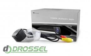 Камера заднего вида Falcon SC60HCCD-170 для Honda Civic 2012 (ул