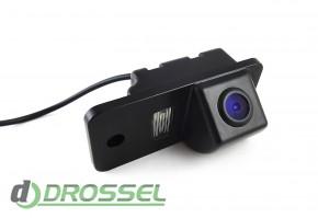 Камера заднего вида Falcon SC68HCCD-170 для Audi A6 2012 (улучше