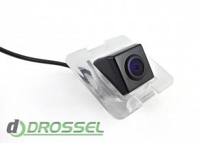 Камера заднего вида Falcon SC69HCCD-170 для Mercedes GLK (улучше