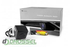 Камера заднего вида Falcon SC75HCCD-170 для Mazda 5 2012 (улучше