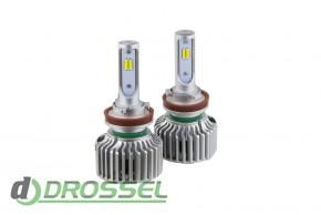 Светодиодная (LED) лампа Sho-Me W1.1 H11 26W