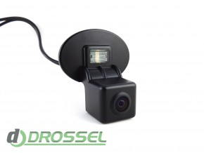 Камера заднего вида Falcon SC78HCCD-170 для Hyundai Accent (улуч