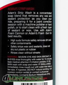 Adam's Polishes Strip Wash 5