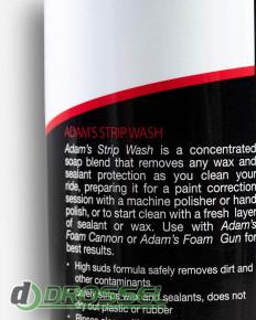 Adam's Polishes Strip Wash 6