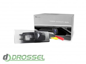 Камера заднего вида Falcon SC79HCCD-170 для Kia Optima (улучшенн