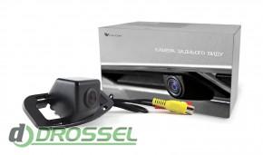 Камера заднего вида Falcon SC80HCCD-170 для Honda Accord 2011 (у