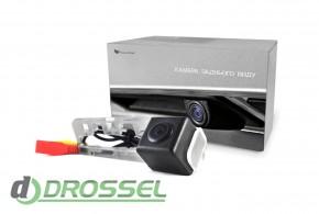 Камера заднего вида Falcon SC81HCCD-170 для Honda Civic 2010 (ул