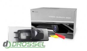 Камера заднего вида Falcon SC82HCCD-170 для VW Passat B7_2