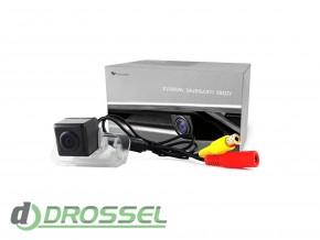Камера заднего вида Falcon SC83HCCD-170 для Mercedes-Benz B200 (